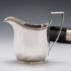 Sterling Silver Cream Jug London 1800