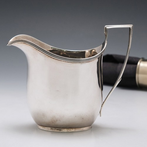 Sterling Silver Cream Jug London 1800