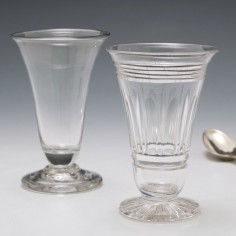 Two Jelly Glasses 1800 to1850