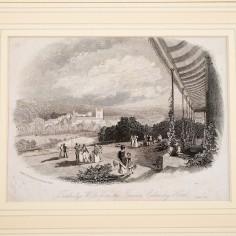 View From The Calverley Hotel, Tunbridge Wells 1841
