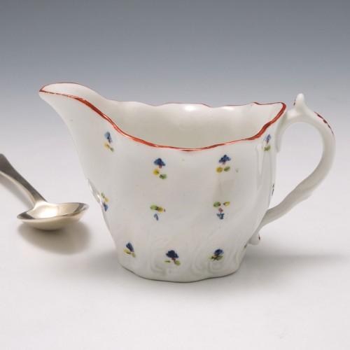 Caughley Porcelain Cream Jug c1788
