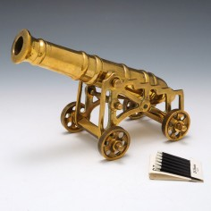 A Brass Model of Signal Cannon