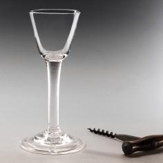 Plain Stem Georgian Style Wine Glass