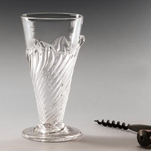 Flamiform Ale Glass c1720