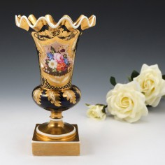 Hicks and Meigh Porcelain Vase c1820
