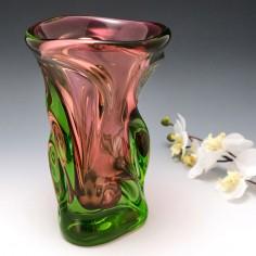 A large Beranek Vase for Skrdlovice c1960