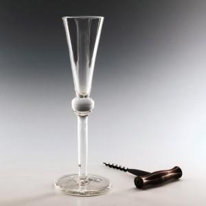 A Regency Champagne Flute c1825