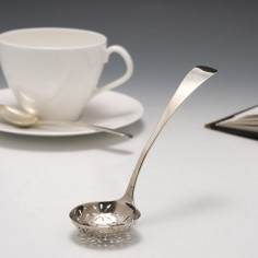 Silver Sugar Sifter Spoon Edinburgh 1813
