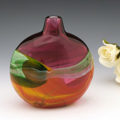 Siddy Langley Landscape Vase 2011