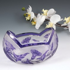 A Fine Val Saint Lambert Vase c1905