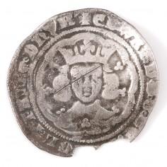 Edward III, Silver Groat, Pre-Treaty, 1354-1355