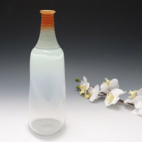 Tall Aphrodite Bottle Vase By Bertil Vallien c1985