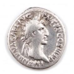 Emperor Nerva, Silver Denarius, 97 AD