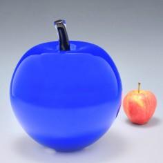 Studio Glashyttan Ahus Apple Sculpture 2011
