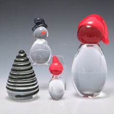 Charity Item Shelter Christmas Appeal. Christmas Glassware By Ahus