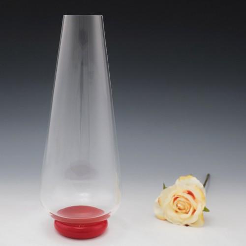 Studio Glashyttan Ahus Hurricane Vase 2010