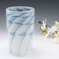 A Charlie Meaker Pezzato Vase from 1982