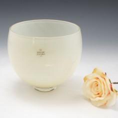 A Holmegaard Pearlescent Bowl c1990