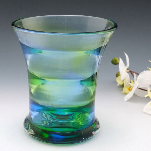A Stevens And Williams  Glass Vase 1935-40