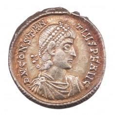Emperor Constantius II Silver Siliqua AD 351-355