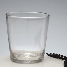 Small Antique Glass Tumbler