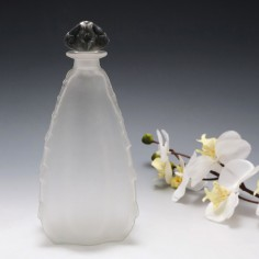 Rene Lalique Chypre Perfume Bottle For Coty Designed 1912