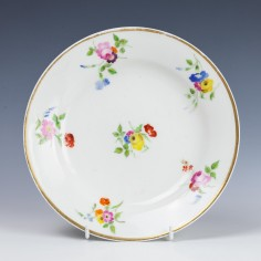 Swansea Porcelain Dish c1820