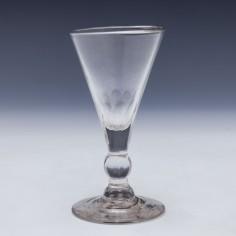 Georgian Gin Glass c1800