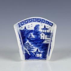 Derby Porcelain Asparagus Server c1775