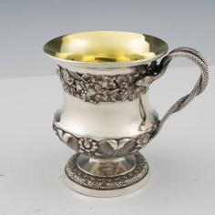 Silver Half Pint Tankard 1826