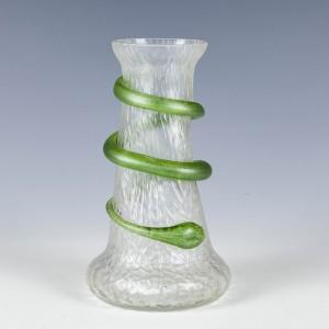 Rindskopf Martele Serpent Vase c1900