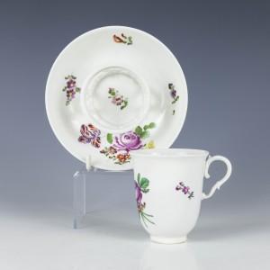 Imperial & Royal Porcelain Vienna Trembleuse c1780