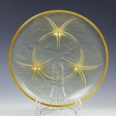 Rene Lalique Volubilis Dish Designed 1921