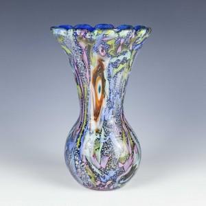 Arte Vetraria Muranese (AVeM) Glass Vase c1960