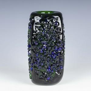 Miloslava Svobodova Galaxy Vase For Skrdlovice Designed 1965
