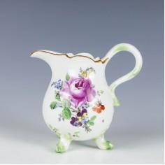 Meissen Porcelain Cream Jug c1765-70