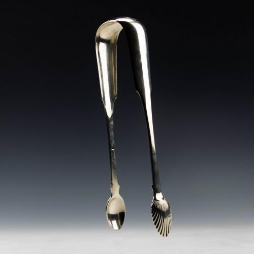 Sterling Silver Sugar Tongs Edinburgh 1819