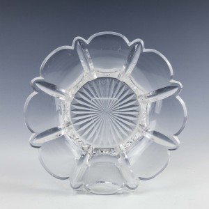 Glass Decanter Stand c1860