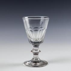 Victorian Tavern Gin Glass c1860