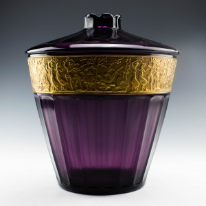 Very Large Walther & Sohne Art Deco Ice Bucket c1935