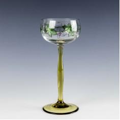 A Thresienthal Hock Glass 1901-02