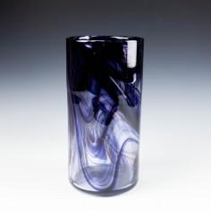 Largest Size  Whitefriars Geoffrey Baxter Streaky Vase Pattern No 9783