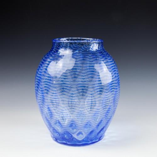 Stevens and Williams Royal Brierley Vase c1935