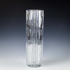 A Monumental Vase Signed By Vladimir Zahour For Podebrady Glassworks c1970