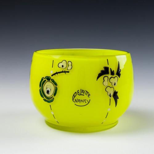 A Delatte Nancy Bowl c1920