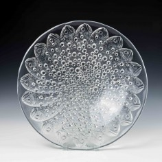 Lalique Glass Roscoff Bowl Designed 1932