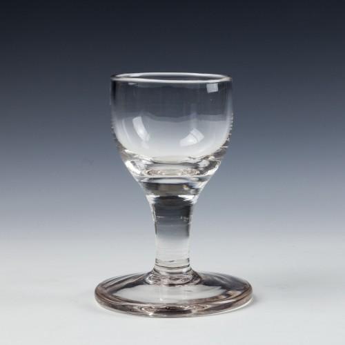 A Firing Glass c1920