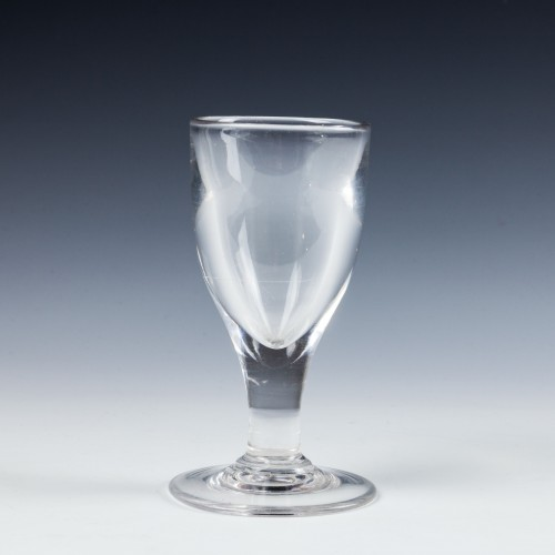 "A Deceptive ""Sham-Dram"" Glass c1830"
