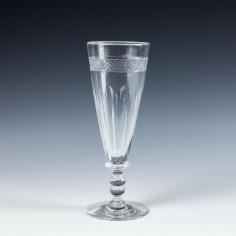 Victorian Champagne Flute c1880