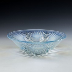 Jobling Opalique Shell Glass Bowl c1933 - Was £65